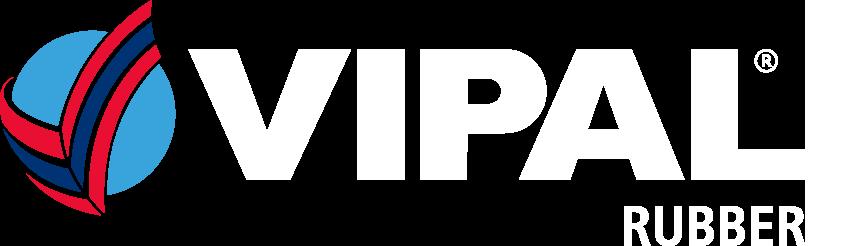 vipal logo white text
